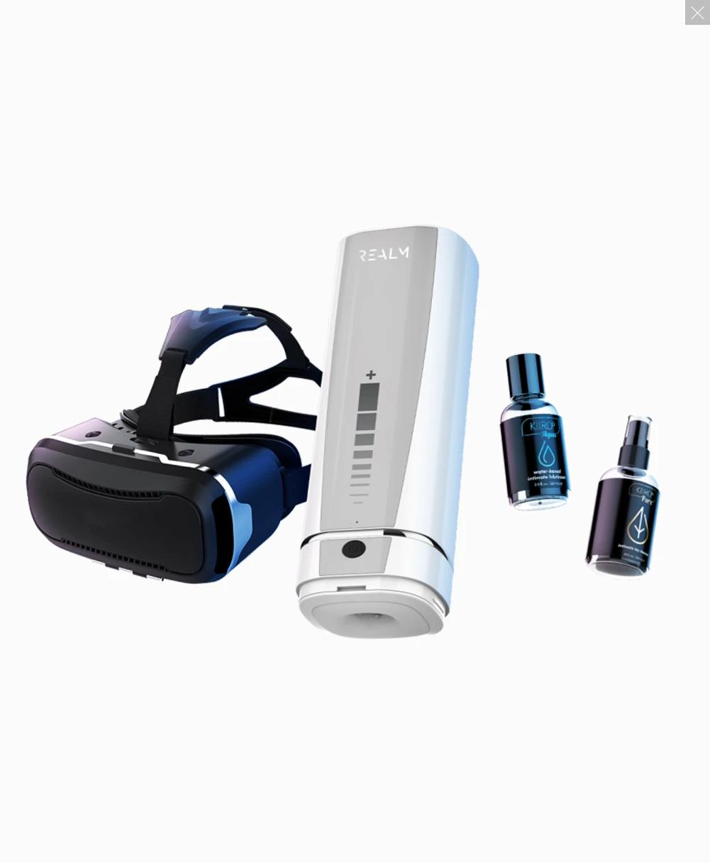 Kiiroo Onyx Plus Virtual Reality Sex Toy